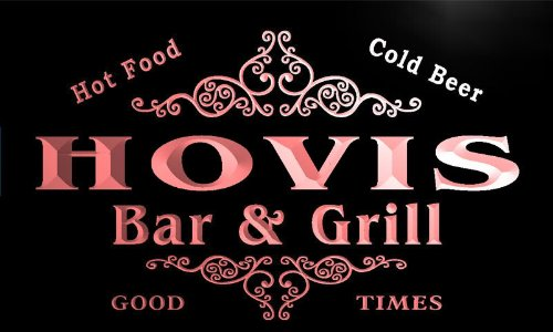 u20992-r-hovis-family-name-bar-grill-home-beer-food-neon-sign
