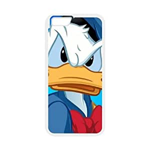 iPhone 6 Plus 5.5 Inch phone case White Donald Duck MMWW7117742