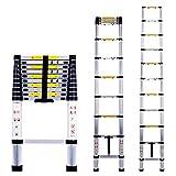 Telescopic Ladder Aluminum Extension Telescoping