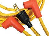 ACCEL 3009ACC 7mm Super Stock Copper Universal Wire Set - Yellow