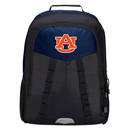 The Northwest Company Officially Licensed NCAA Auburn Tigers Scorcher Sports Backpack, Blue
