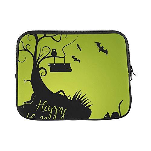 Design Custom Halloween Sleeve Soft Laptop Case Bag Pouch Skin for MacBook Air 11