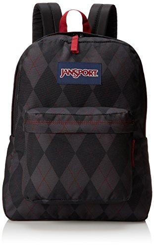 3e60c58df904 JanSport Superbreak Backpack - 1550cu in Viking Red Preppy Argyle ...
