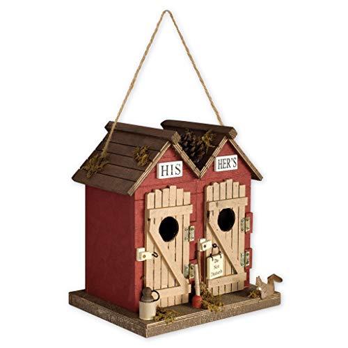 - Sunset Vista Designs Outhouse Birdhouse