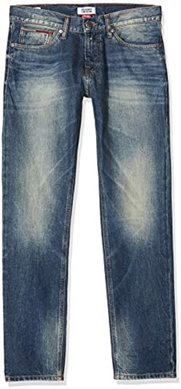 Tommy Jeans Męskie dżinsy Scanton: Odzież