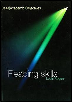 Book Delta Acad Obj - Reading Skills CB