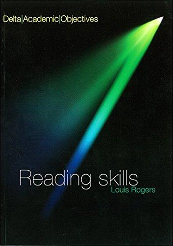 Read Online Delta Acad Obj - Reading Skills CB pdf