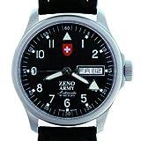Zeno Army Pilot Fliegeruhr Ref. 12836 SB-SV