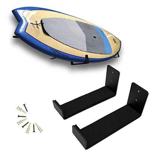 EasyGo Surfboard Wall Rack - Short Board & Longboard Storage