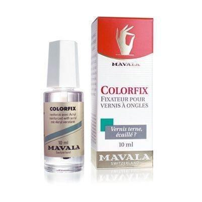 Mavala Colorfix Nail Topcoat, 0.3-Fluid Ounce