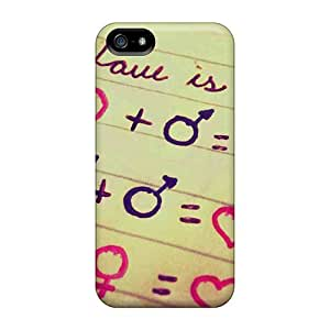 Grace's Favor Protective For LG G3 Phone Case Cover (love Is Love)