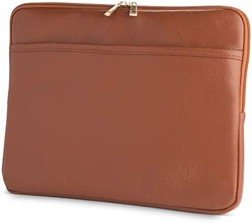 Gallaway Leather Laptop Sleeve 13 3