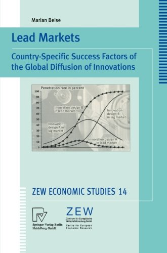 Lead Markets: Country-Specific Success Factors of the Global Diffusion of Innovations (ZEW Economic Studies) (v. 14)
