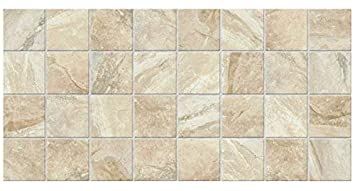 American Olean Tile DYMS Danya X Mosaic Sheet Cove Tile - American olean 4x4 wall tile
