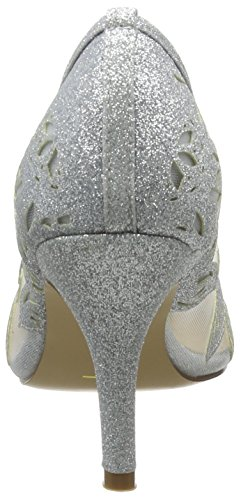 Lotus Groove Silver Dress Court Shoes Silver (Silver Glitz) shopping online sale online sale professional 8L0Oht3kY