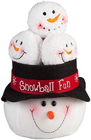 Snowball Fun Snowman Fight Ball product image