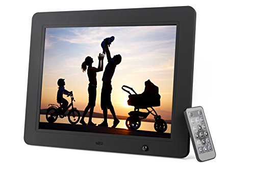 Photomate 12.1 inch Hi-Resolution Digital Picture Frame with Motion ...