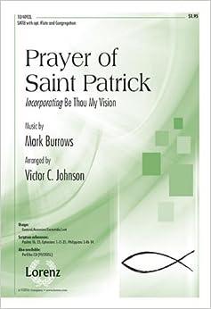 Book Prayer of Saint Patrick: Incorporating