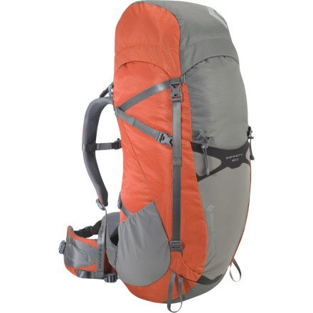 Black Diamond Infinity 60 Backpack (Large/Red Clay), Outdoor Stuffs
