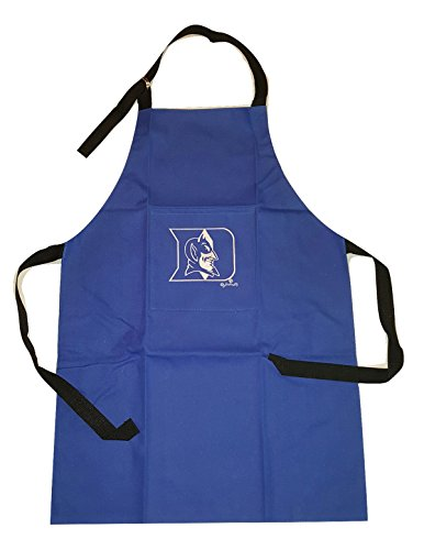Duke Blue Devils Apron with Pocket Duke Blue Devils Apron