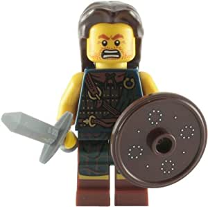 NEW LEGO MINIFIGURES SERIES 6 8827 - Highland Battler (Highlander)