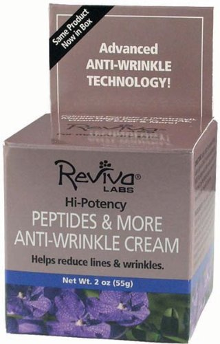 Reviva Labs Peptides And More Anti-Wrinkle Cream - 2 Oz, 2 Pack Rodial Life & Style Bathing Balm - Lounge, 6.76 oz.