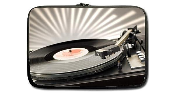 Disco de vinilo Tocadiscos 15 inch Laptop/Ordenador portátil/funda ...