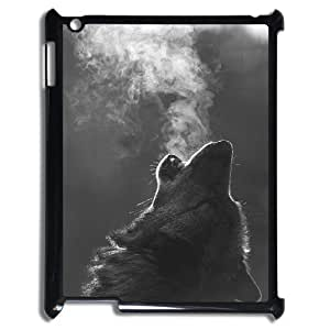 Customized Durable Case for Ipad 2,3,4, Wolf Phone Case - HL-R665982