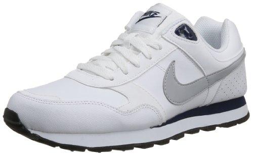 Sportive Uomo Md Grey White Nike Navy wolf Runner midnight Scarpe vw6qgInt