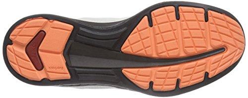 Puma Ignite Sneakers Uomo In Pelle Scamosciata / Scarpe Da Corsa Grigie