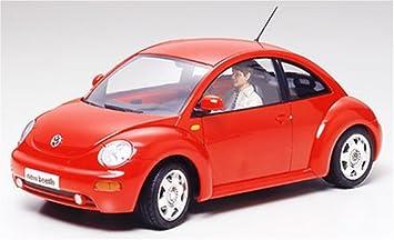 Tamiya New Beetle Motorized 24252 - Maqueta Para Montar ...