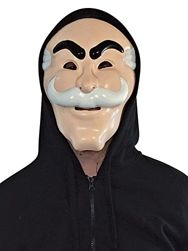 Mr. Robot Mask, Officially Licensed by NBC Universal