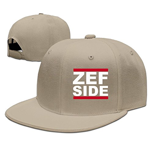 Kualday-Die-Antwoord-ZEF-SIDE-Adjustable-Snapback-Hip-hop-Baseball-Cap