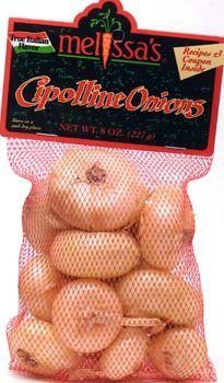 - Melissa's Cipolline Onions, 3 Packages (8 oz)