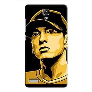 Cover It Up - Eminem Renegade Redmi Note 4G Hard Case