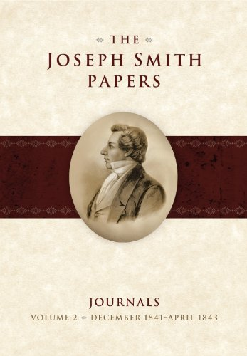 (The Joseph Smith Papers: Journals, Vol. 2, December 1841 - April 1843)