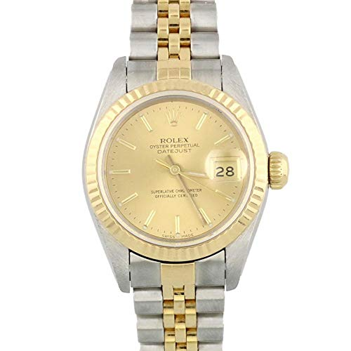 Rolex Datejust Automatic-self-Wind Female Watch 79173 (Certified Pre-Owned)