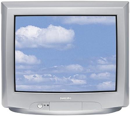 Philips 21 PT 1666 53,3 cm (21 Pulgadas) 4: 3 televisor Plata ...