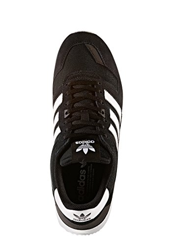 adidas Zx 700, Zapatillas Hombre, Multicolor (Core Black/footwear White/core Black), 45 1/3 EU (10.5 UK)