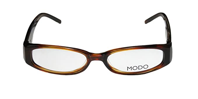 a05540f78fa Amazon.com  Modo 5002 For Ladies Women Designer Full-Rim Shape Fashionable  Simple   Elegant Budget Eyeglasses Eyeglass Frame (49-16-138