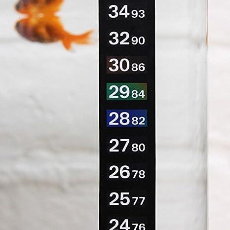 Boyu BT-05 termómetro Digital acuario para tanque de peces/temperatura es precisa en