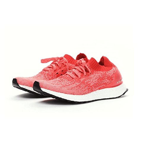 differently 7a50a 38328 Adidas Ultra Boost Uncaged Shock Red WMNS BB3903 US Women Size 5 - Buy  Online in KSA. Apparel products in Saudi Arabia. See Prices, Reviews and  Free ...