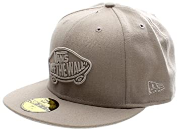 6d1a1a1482f Image Unavailable. Image not available for. Colour  Vans Home Team New Era  Cap - Elephant Skin - 7 5 8