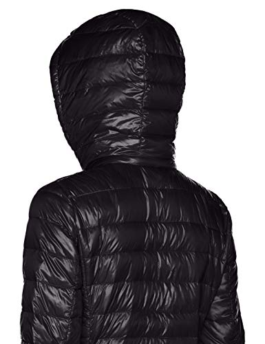 Of United 100 Jacket Benetton Colors Negro black Para Mujer Chaqueta Rg4gH5wqx
