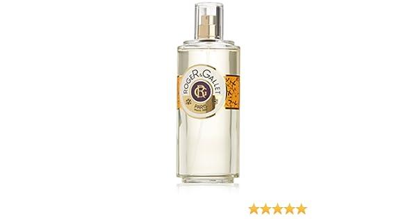 Roger & Gallet Gingembre Eau Fraîche Parfumée Vaporizador 200 ml: Amazon.es: Belleza