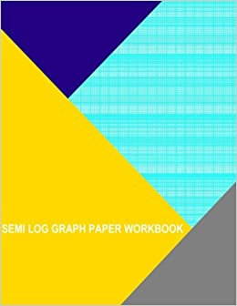 amazon semi log graph paper workbook thor wisteria mathematics