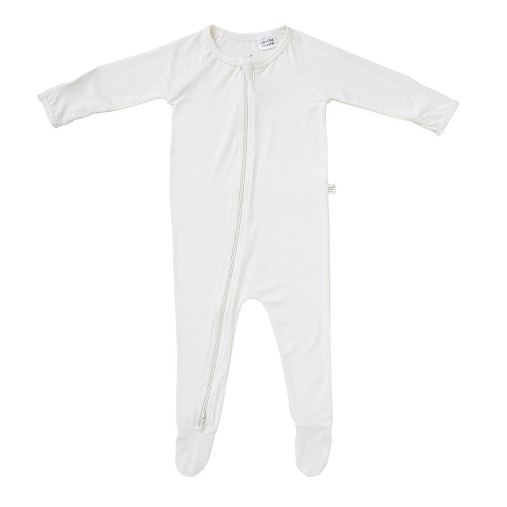 d589d40c9a Boody Body Baby EcoWear Long Sleeve Onesie - Soft Blanket Sleeper with Built  In Mittens made
