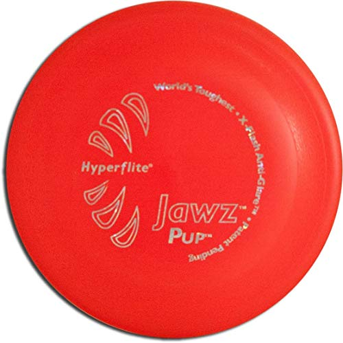 Frisbee Para Perros Competicion Hyperflite Jawz 7 Mango