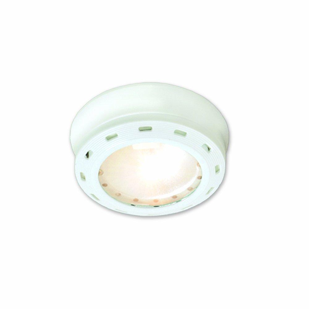 Good Earth Lighting Sunspot Xenon Plug In Puck Light (5-Pack) - White