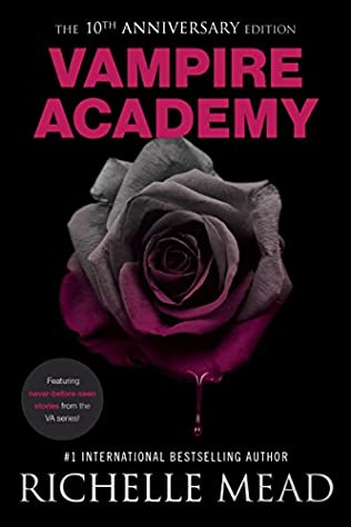 book cover of Vampire Academy